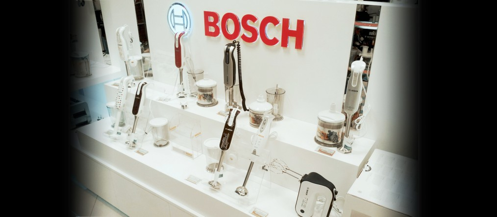 Window Display | Bosch
