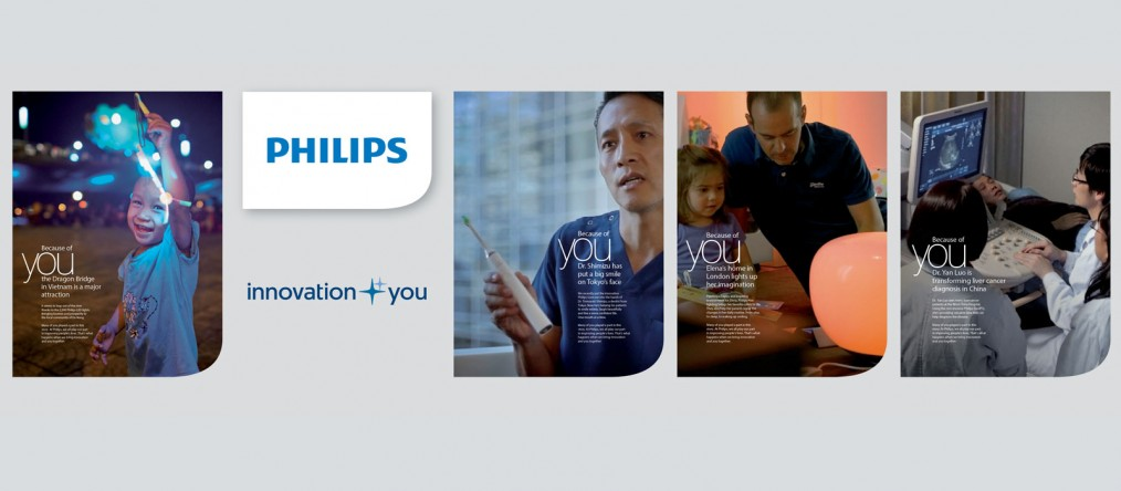 "Event & Exhibitions | Philips - ""Innovation and You"""
